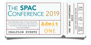 The SPAC Conference 2019 Early Bird Registration